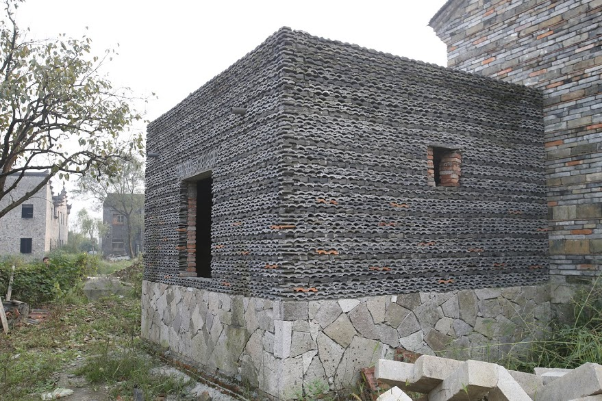 Stone work like nothing seen before in China
