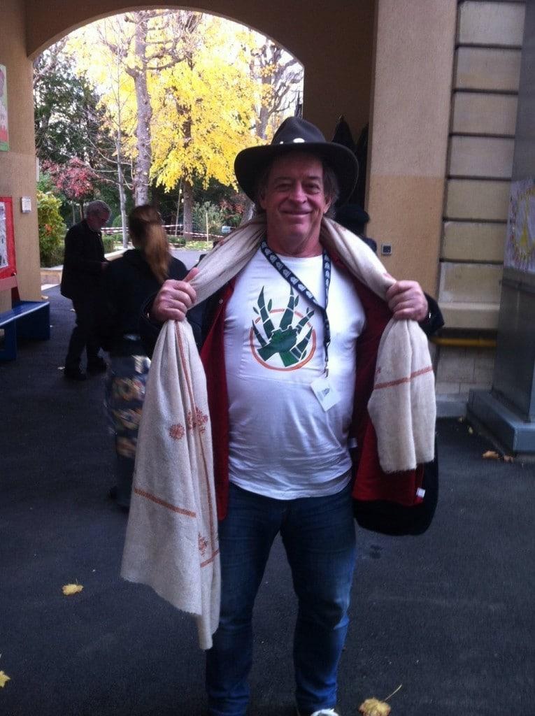 Proud member of Green Generation- John Hardy