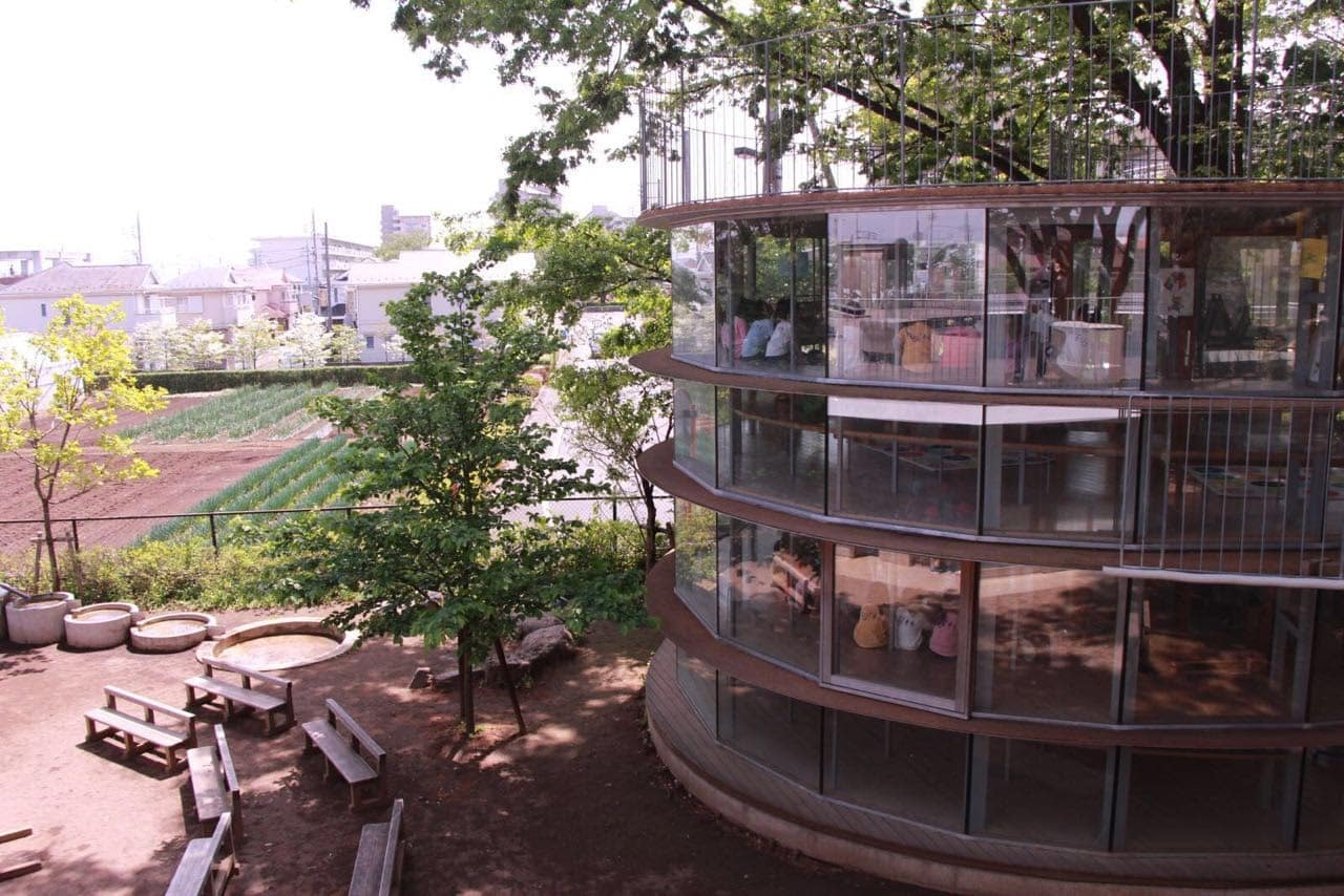 The world's coolest kindergarten