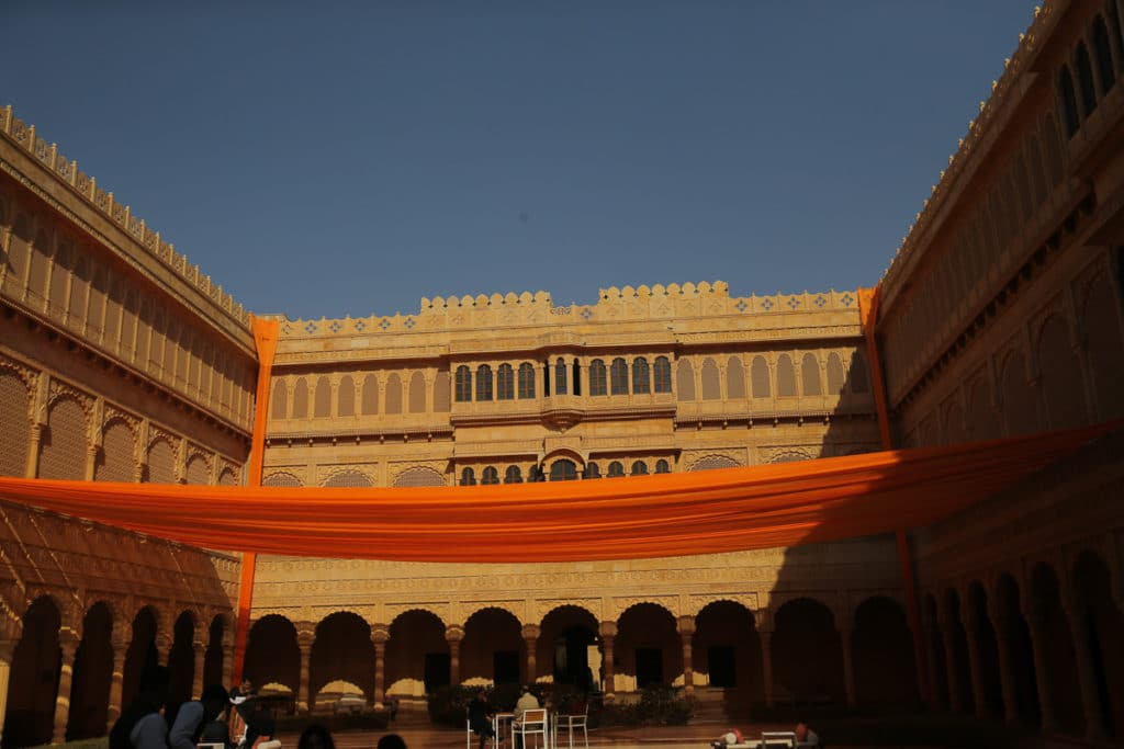 Suryagarh Heritage Hotel India