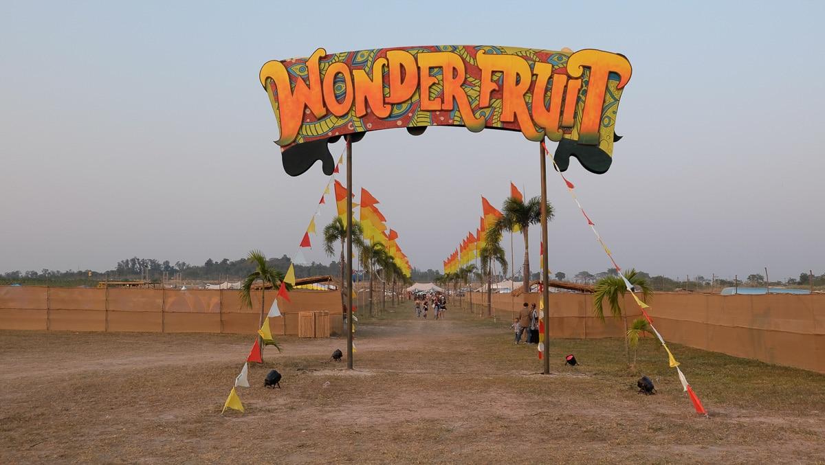 Wonderfruit Festival Thailand 2017