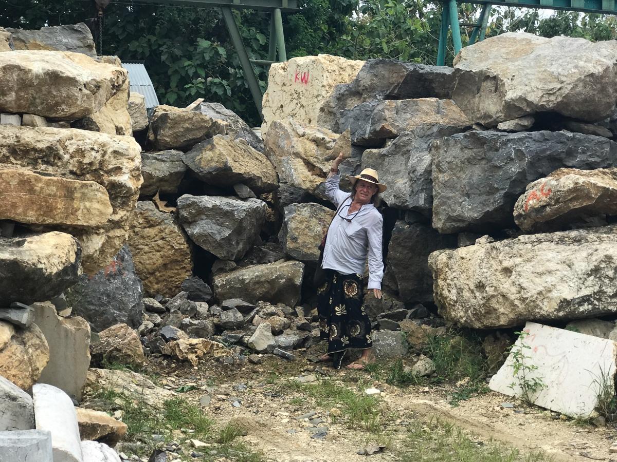 John Hardy in Malang