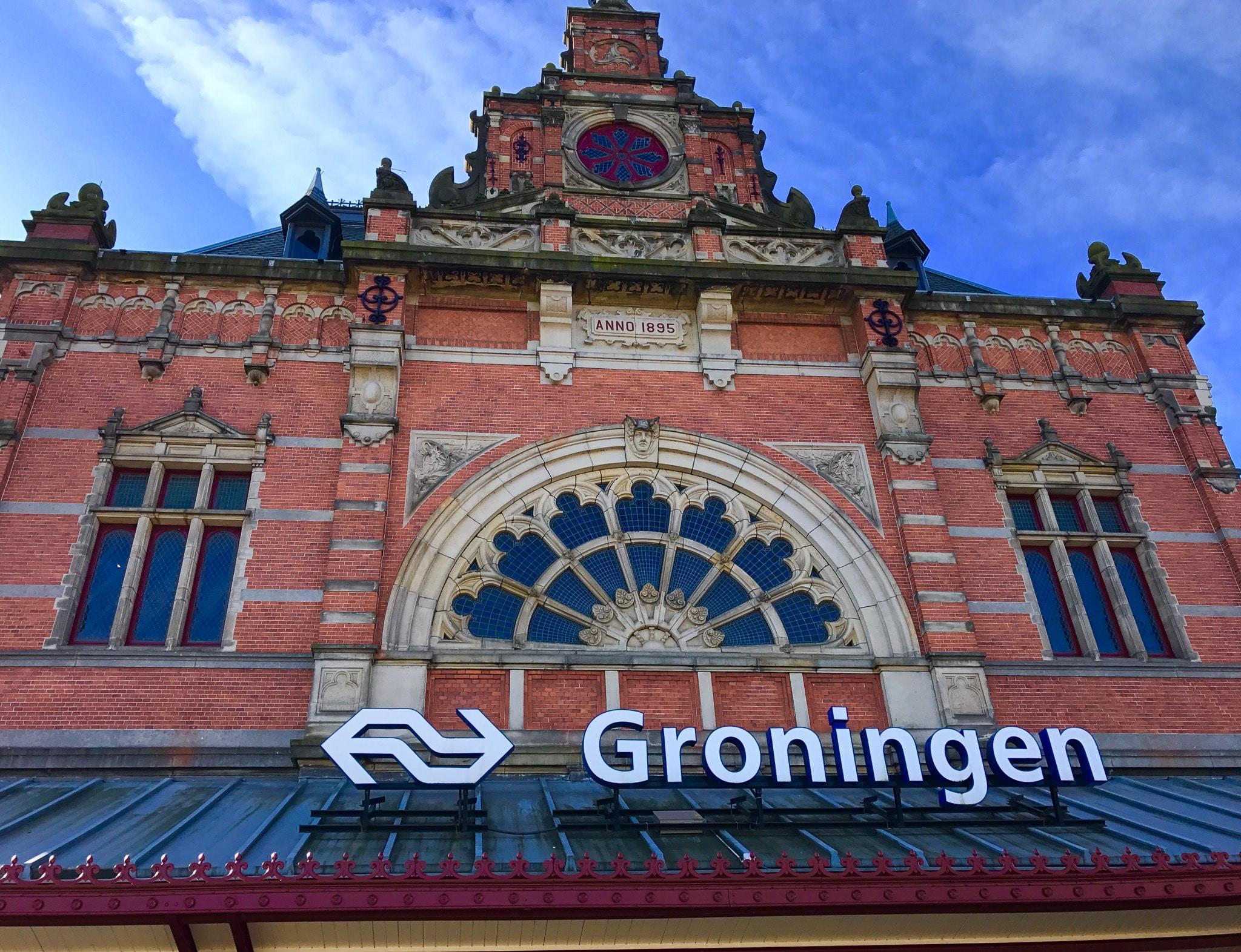 Gronigen architecture