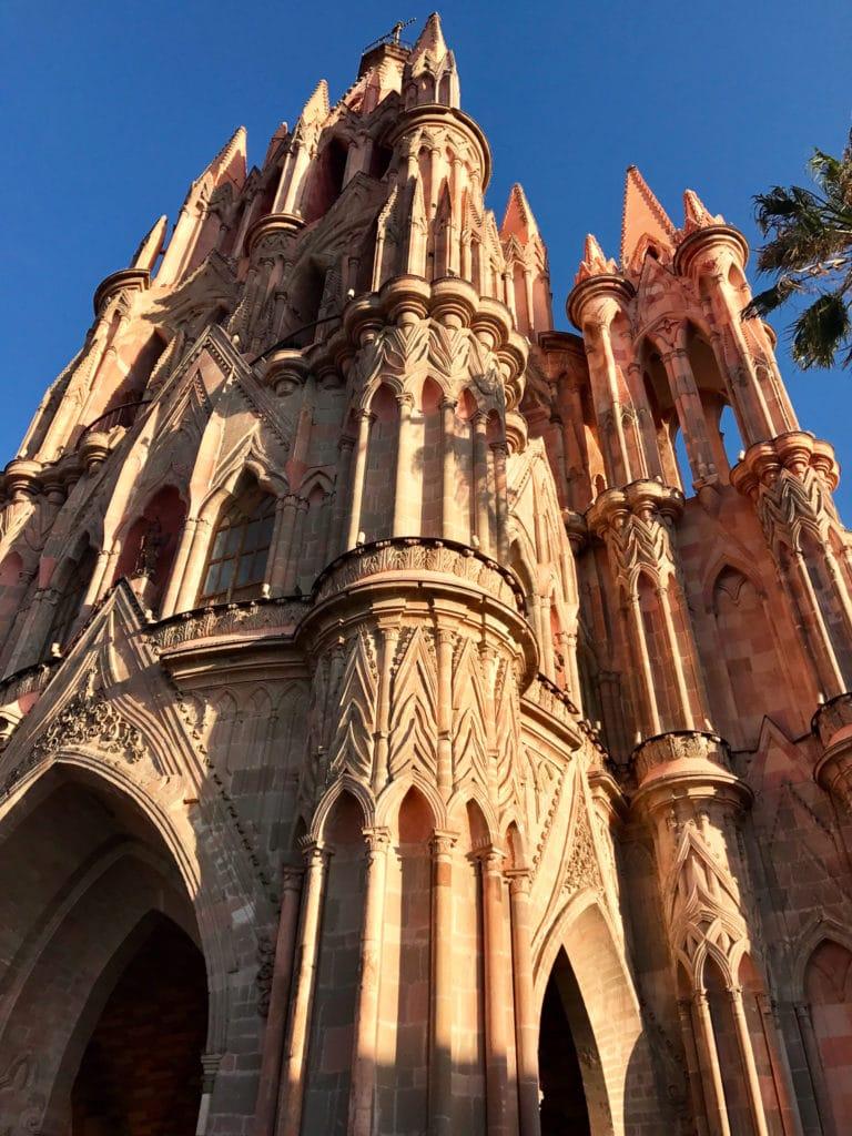 San Miguel de Allende building