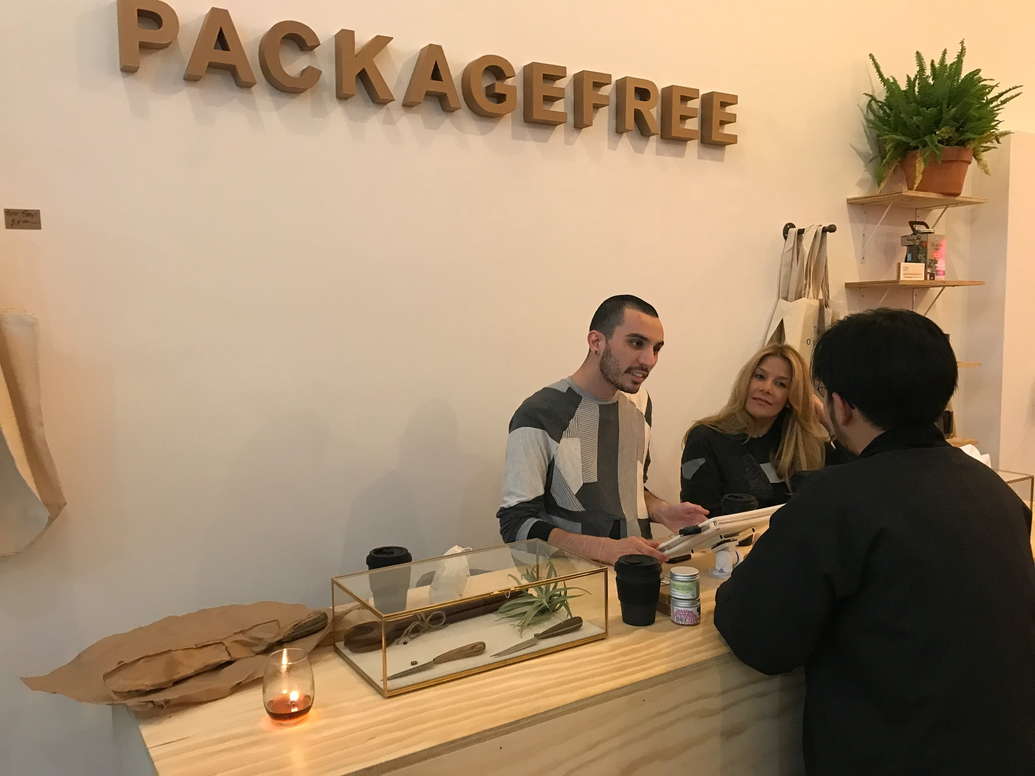 The Package Free Shop