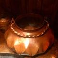 Copper artisan of Mexico
