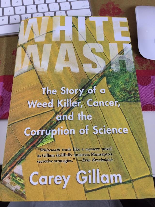 Whitewash Monsanto book